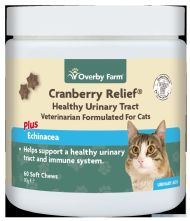 Cranberry Relief Soft Chews for Cats